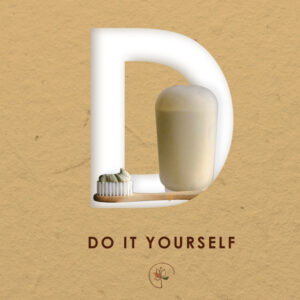 D… Do It Yourself!